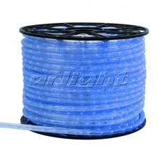 Светодиодный дюралайт ARD-REG-FLASH Blue (220V, 36 LED/m, 100m), Arlight, 024639, бухта 100 метров