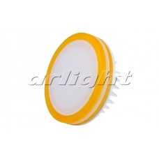 Светодиодная панель LTD-95SOL-Y-10W Warm White, Arlight, 022532