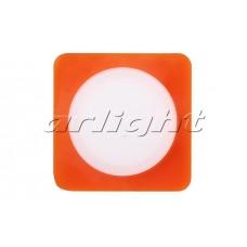 Светодиодная панель LTD-80x80SOL-R-5W Warm White, Arlight, 022534