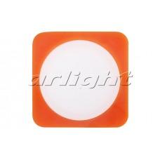 Светодиодная панель LTD-95x95SOL-R-10W Warm White, Arlight, 022537