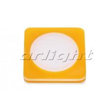 Светодиодная панель LTD-80x80SOL-Y-5W Warm White, Arlight, 022535