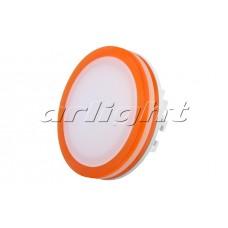 Светодиодная панель LTD-95SOL-R-10W Warm White, Arlight, 022531
