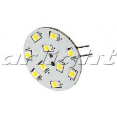 Светодиодная лампа AR-G4-10E30-12V Day White, Arlight, 019417