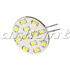 Светодиодная лампа AR-G4-12E30-12VDC White, Arlight, 017128