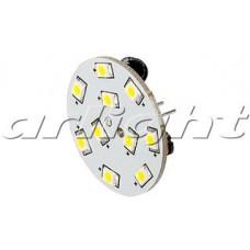 Светодиодная лампа AR-G4BP-10E30-12V Warm White, Arlight, 017133
