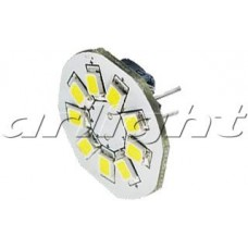 Светодиодная лампа AR-G4BP-9E23-12V White, Arlight, 016241