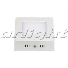 Светильник светодиодный SP-S120x120-6W Warm White, Arlight, 018860