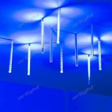 """Светодиодная гирлянда """"ТАЮЩИЕ СОСУЛЬКИ"""" ARD-ICEFALL-CLASSIC-D12-200-10PCS-CLEAR-32LED-LIVE BLUE (230V, 10.5W), Arlight, 026041"""