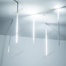 """Светодиодная гирлянда """"ТАЮЩИЕ СОСУЛЬКИ"""" ARD-ICEFALL-CLASSIC-D12-500-5PCS-CLEAR-72LED-LIVE WHITE (230V, 6W), Arlight, 026049"""