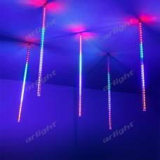 """Светодиодная гирлянда """"ТАЮЩИЕ СОСУЛЬКИ"""" ARD-ICEFALL-CLASSIC-D12-500-5PCS-CLEAR-72LED-LIVE RGB (230V, 6W), Arlight, 026051"""