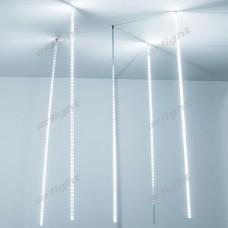 """Светодиодная гирлянда """"ТАЮЩИЕ СОСУЛЬКИ"""" ARD-ICEFALL-CLASSIC-D12-1000-5PCS-CLEAR-120LED-LIVE WHITE (230V, 11W), Arlight, 026054"""