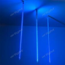 """Светодиодная гирлянда """"ТАЮЩИЕ СОСУЛЬКИ"""" ARD-ICEFALL-CLASSIC-D23-1000-CLEAR-96LED-LIVE BLUE (230V, 1.5W), Arlight, 026102"""
