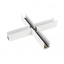 Коннектор крестовой MAG-CON-4563-X90 (WH), Arlight, 026930