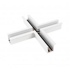 Коннектор крестовой MAG-CON-4560-F-X90 (WH), Arlight, 026922