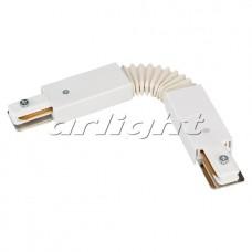 Коннектор гибкий LGD-2TR-CON-FLEX-WH C, Arlight, 023995