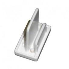 Заглушка торцевая G-1-E-IP20 для шинопровода однофазного белая, упаковка 10 штук, , General, GNL581400