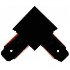 Коннектор для шинопровода L- образный однофазный G-1-TLT-IP20-B черный, General, GNL580903