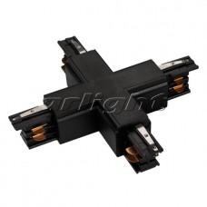 Коннектор крестовой LGD-4TR-CON-X-BK (C), Arlight, 026143