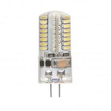 Лампа светодиодная GLDEN-G4-4-S-220-4500, упаковка 5 штук, General, GNL651700