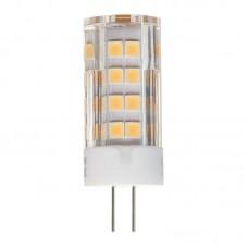 Лампа светодиодная GLDEN-G4-5-P-220-2700, упаковка 5 штук, General, GNL652000