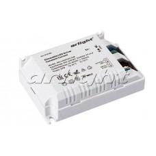 Блок питания для светодиодной ленты ARJ-LK45500-DIM (23W, 500mA, 0-10V, PFC), Arlight, 019760