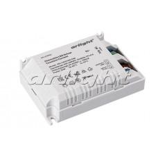 Блок питания для светодиодной ленты ARJ-LK43700-DIM (30W, 700mA, 0-10V, PFC), Arlight, 019761