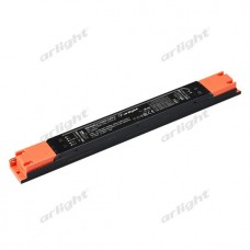 Блок питания для светодиодной ленты ARJ-40-LONG-DALI-PFC-B (40W, 700-1000mA), Arlight, 023007(1)