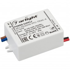 Блок питания ARJ-KE40250-PFC-TRIAC-A (10W, 250mA), Arlight, 028780