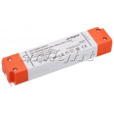 Блок питания для светодиодной ленты ARJ-SP68350-DIM (24W, 350mA, PFC, Triac), Arlight, 022297