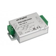 RGB-усилитель LN-12A-2 (12-24V, 144-288W), Arlight, 021657