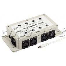 Усилитель сигнала LN-DMX-8CH (12/24V), Arlight, 012238