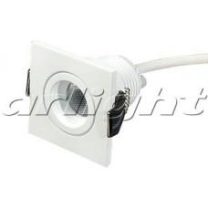 Светодиодный светильник LTM-S46x46WH 3W White 30deg, Arlight, 014919
