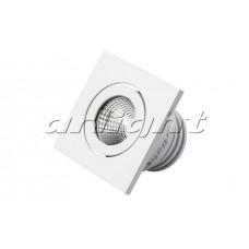 Светодиодный светильник LTM-S50x50WH 5W Warm White 25deg, Arlight, 020759