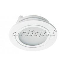 Светодиодный светильник LTM-R60WH-Frost 3W Day White 110deg, Arlight, 020761
