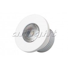 Светодиодный светильник LTM-R35WH 1W Warm White 30deg, Arlight, 020753