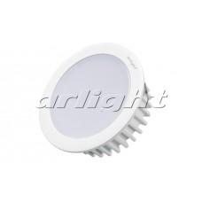 Светодиодный светильник LTM-R70WH-Frost 4.5W Warm White 110deg, Arlight, 020771