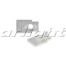 Заглушка WPH-FLEX-STR-H20-HR с отверстием, упаковка 10 штук , Arlight, 023280