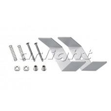 Держатель S2-LINIA69-F Set, 1 комплект , Arlight, 021193