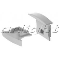 Заглушка ALU-SLIM-H15-F с отверстием , Arlight, 018253