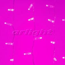 """Светодиодная гирлянда """"Занавес"""",""""Дождь"""" ARD-CURTAIN-CLASSIC-2000x1500-CLEAR-360LED Pink (230V, 60W), Arlight, 024880"""