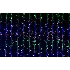 Гирлянда ARL-FALL-3000x2000-300LED 220V RGB, Arlight, 019937 , 1 штука