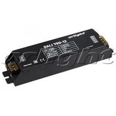 Блок питания для светодиодной ленты ARV-DALI-75D-12 (12V, 6.2A, 75W, DALI), Arlight, 024344