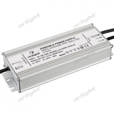 Блок питания для светодиодной ленты ARPV-UH24400-PFC-DALI-PH (24V, 16.7A, 400W), Arlight, 025655
