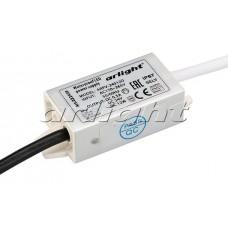 Блок питания для светодиодной ленты ARPV-24012-D (24V, 0.5A, 12W), Arlight, 022409