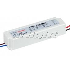 Блок питания для светодиодной ленты ARPV-LV36060-A (36V, 1.7A, 60W), Arlight, 019009