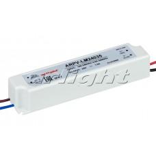 Блок питания для светодиодной ленты ARPV-LV24035-A (24V, 1.5A, 36W), Arlight, 018980