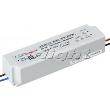 Блок питания для светодиодной ленты ARPV-LV24060-A (24V, 2.5A, 60W), Arlight, 018982