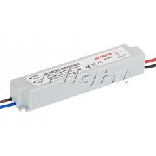 Блок питания для светодиодной ленты ARPV-LM24012 (24V, 0.5A, 12W), Arlight, 019489