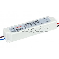 Блок питания для светодиодной ленты ARPV-LV24020-A (24V, 0.8A, 20W), Arlight, 018979