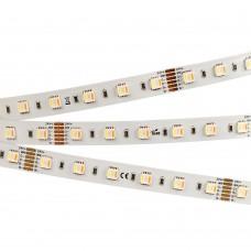 Лента RT 2-5000 24V RGBW-MIX 12mm (5060-One, 60 LED/m, LUX), бобина 5 метров, Arlight, 026363